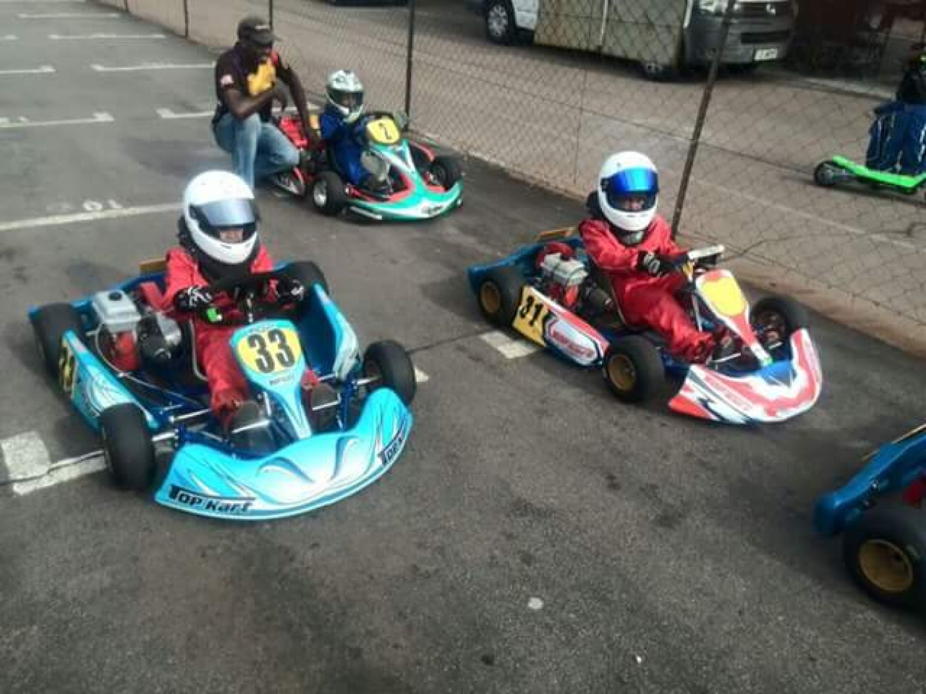 This South African Academy Is Training Kids To Be Motor Racing ...