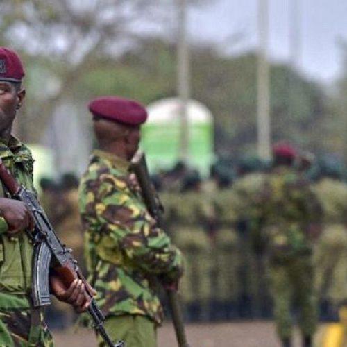 Kenyans divided over filmed public execution of 'gang member' by police