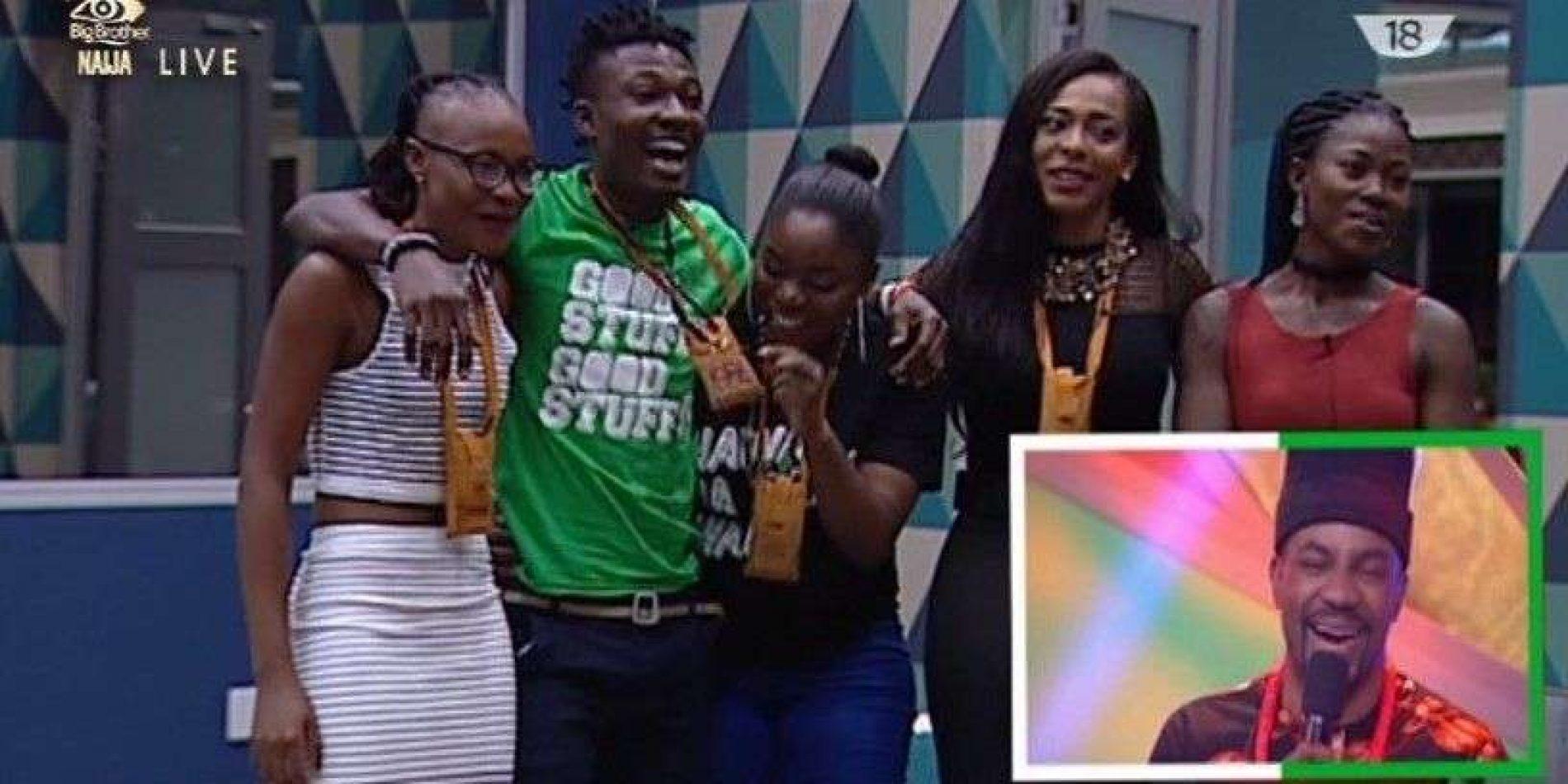 Efe wins Big Brother Naija