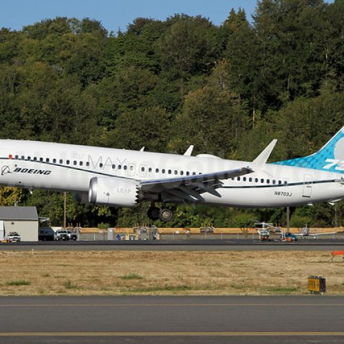 Iran Aseman Airlines signs MOA for 30 Boeing 737 MAX aircraft