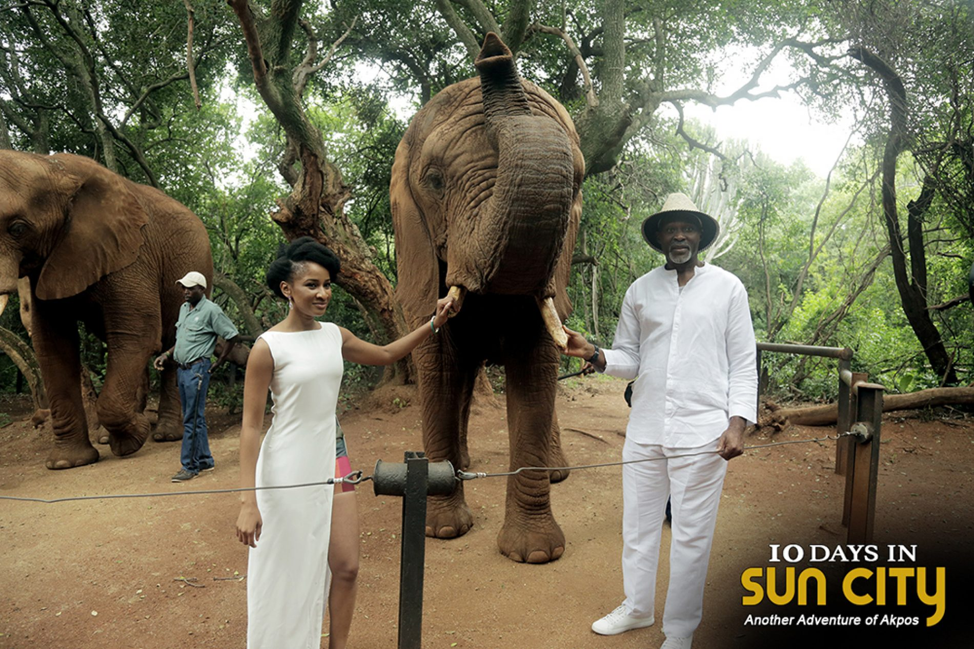 South African Tourism sponsors AY's new movie, 10 days in Sun City