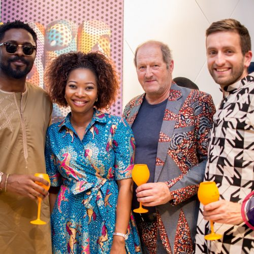 African fashion, most vibrant worldwide – Dutch fashion promoter