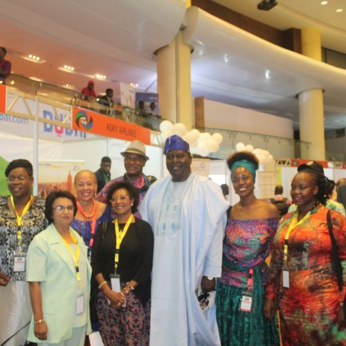 AKWAABA AFRICAN TRAVEL MARKET 13th EDITION. EXHIBITORS ARE HAPPY- SAYS- IKECHI UKO