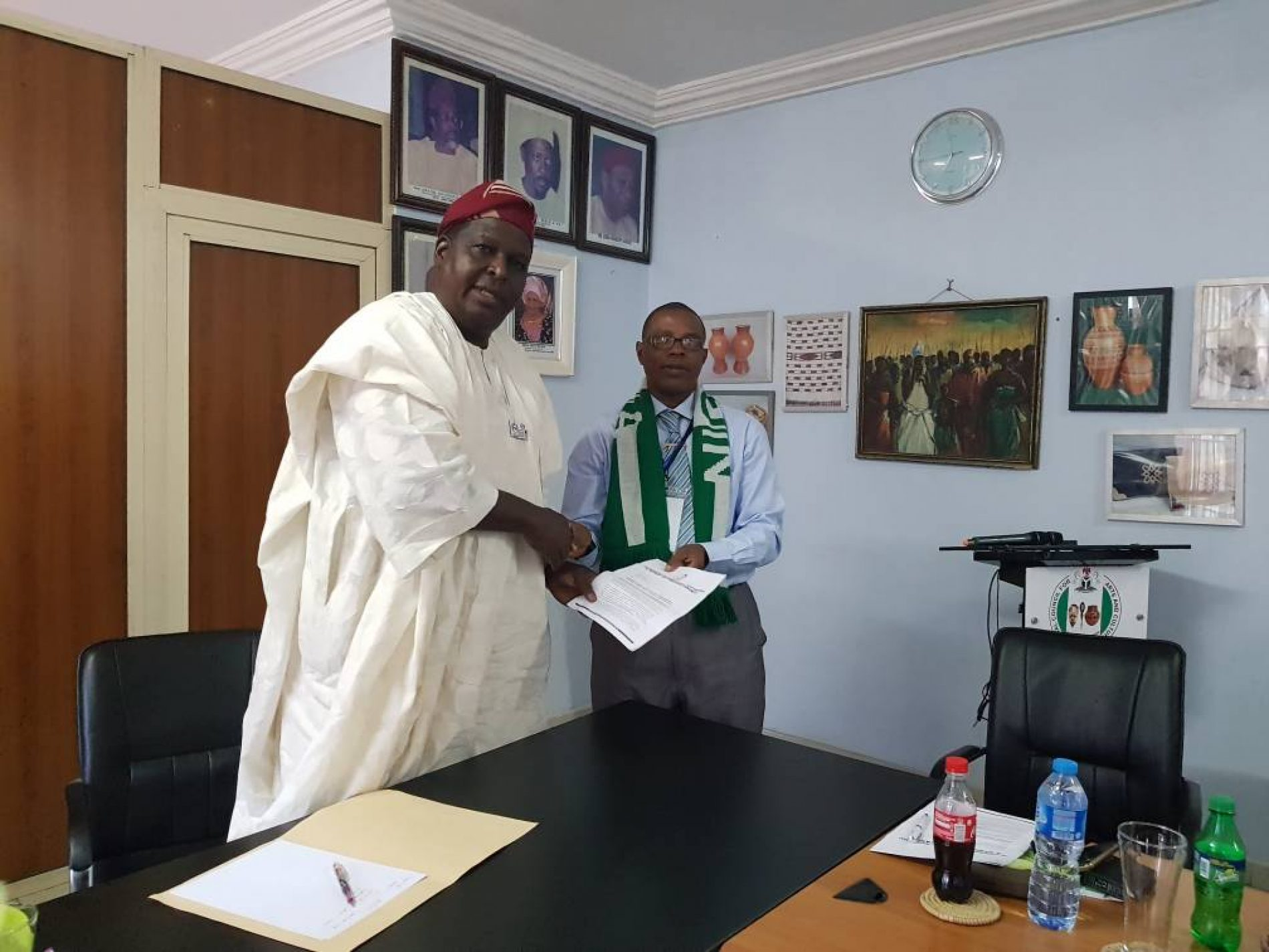 I'm moving WCC headquarters to Abuja – Runsewe assures; praises tourism writers
