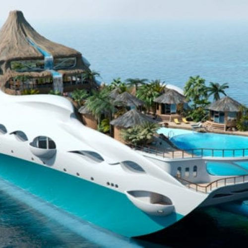 Cruise Ships Designs of the Future