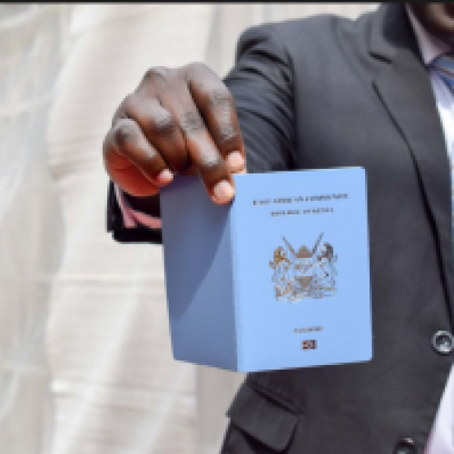 Africa: Kenya extends deadline for acquiring e-passports to March 2020