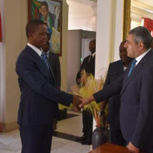 Official visit of UNWTO Secretary-General to Zambia