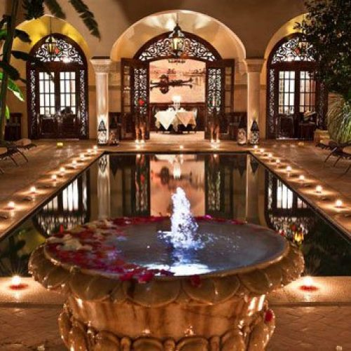 Royal Mansour Hotel in Marrakech Best in Africa, 6th in the World