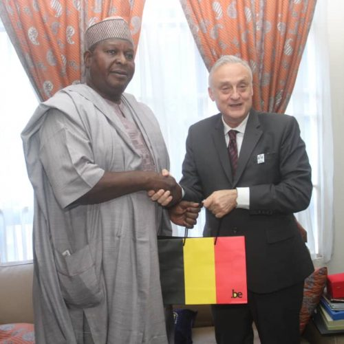 NCAC, Belgium Plan Big Cultural Exchange Program For 2020
