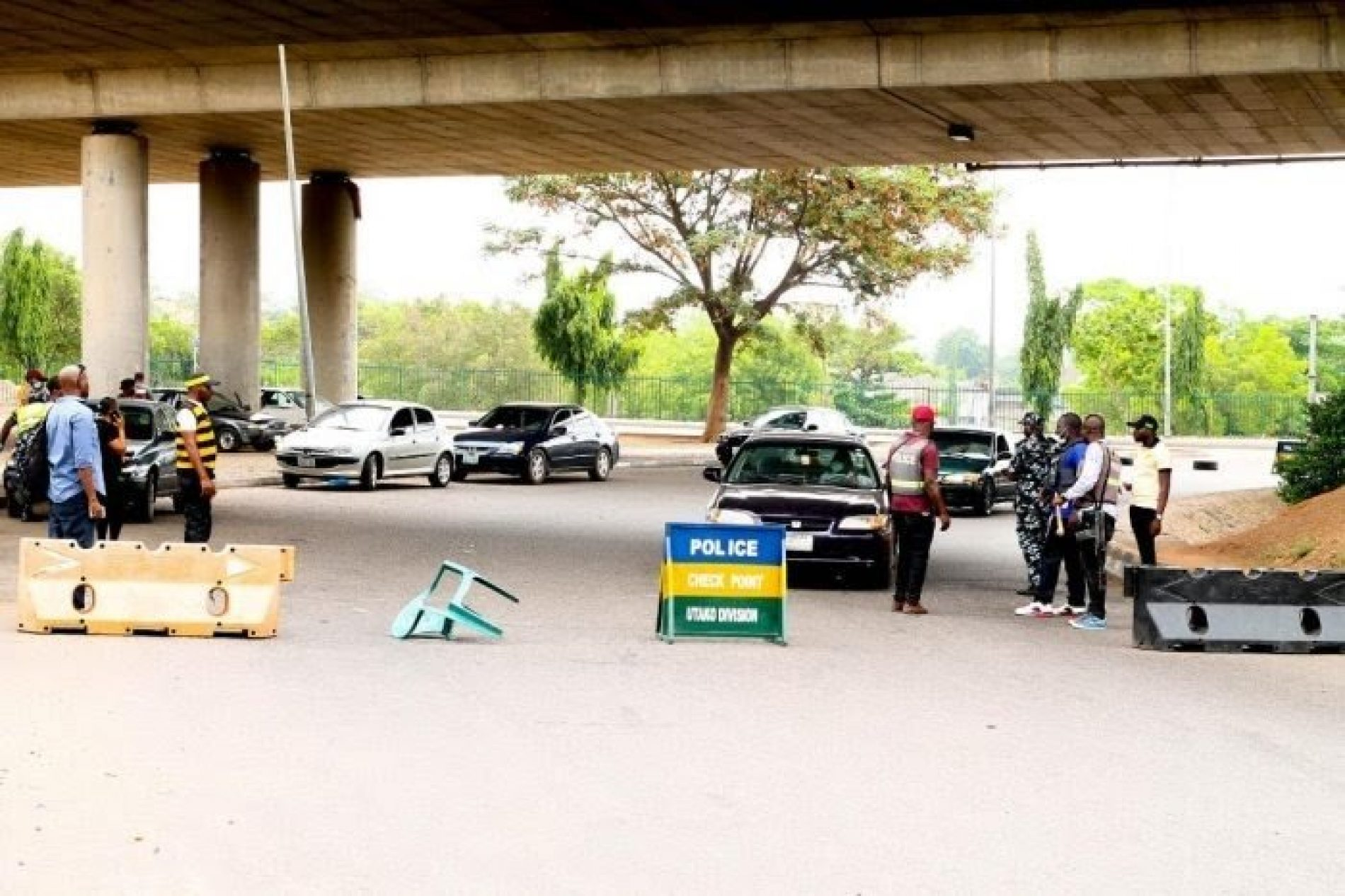 Covid-19 in Nigeria: Lockdown Still Ongoing in Lagos, Abuja, others says FG