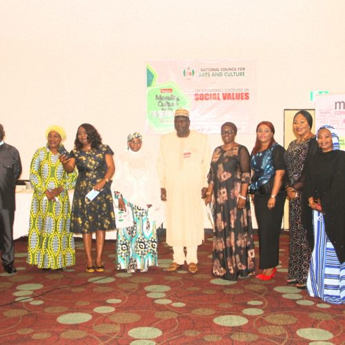 NCAC Holds Roundtable discussion on Culture, Morals and the Nigerian Youth
