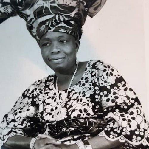 Otunba Olusegun Runsewe, DG, NCAC losses mum, 94yrs.