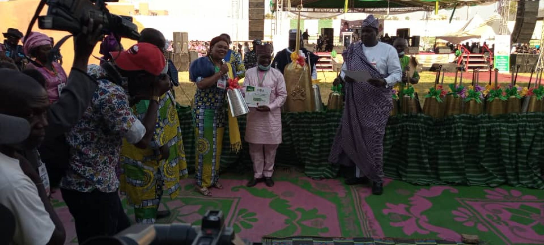 RUNSEWE COMMENDS HOPE UZODINMA, SALUTE IMO CULTURE REBIRTH*