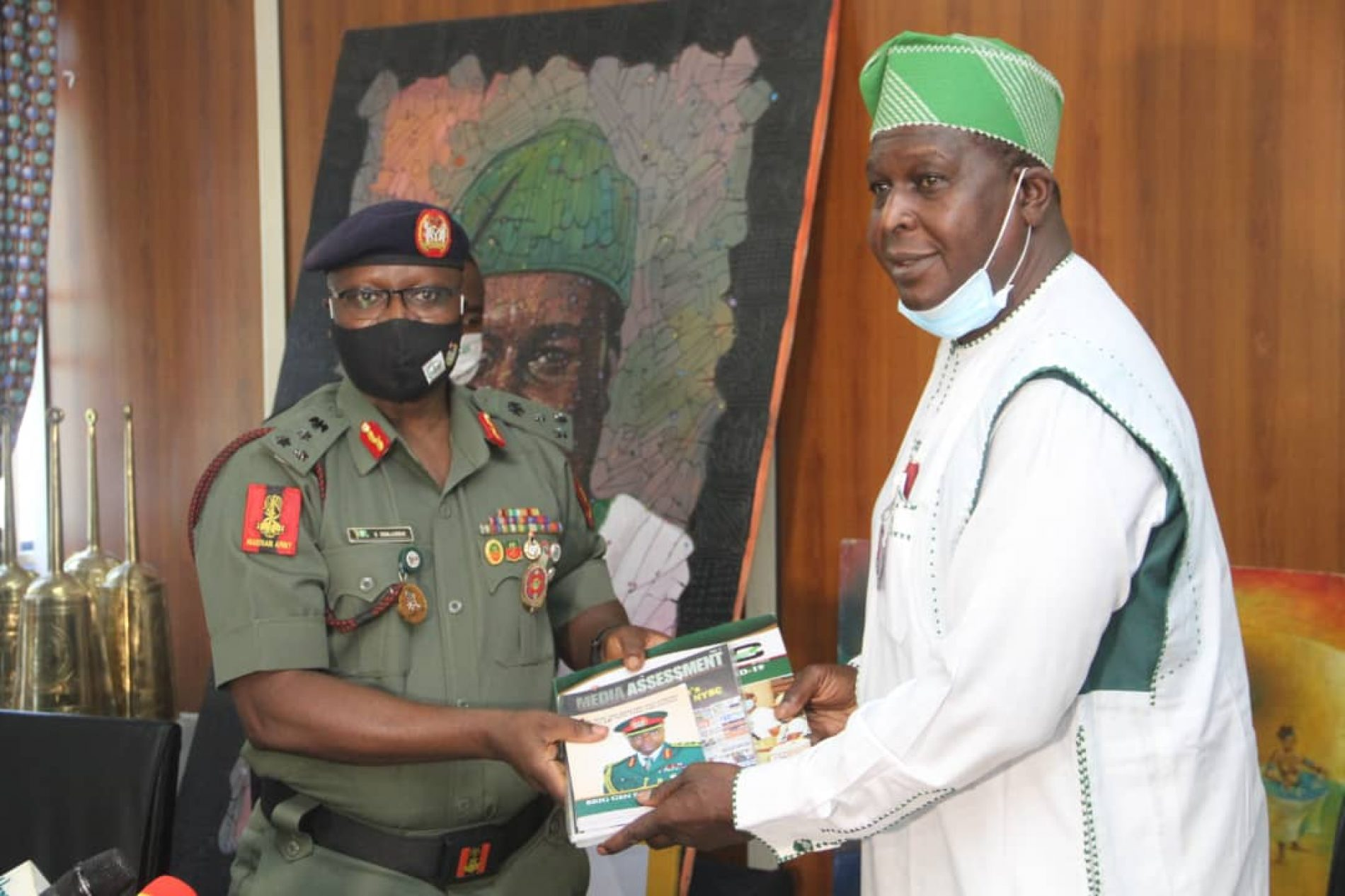 NCAC and NYSC Collaborate in Partnership That Works