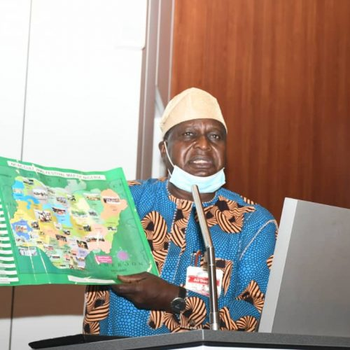 Runsewe enjoin Ambassador Designates to promote Nigerian Culture economy.