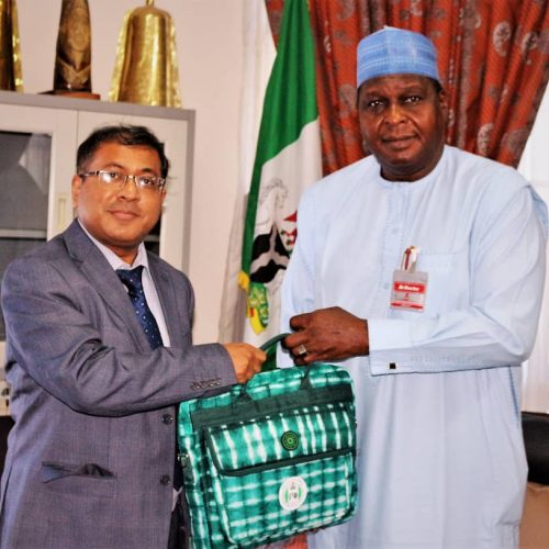 RUNSEWE CALLS FOR REINFORCEMENT OF MUTUAL CULTURAL RELATIONSHIP BETWEEN NIGERIA AND BANGLADESH